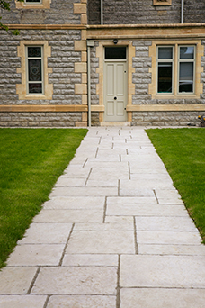 flagstones for gardens taunton somerset