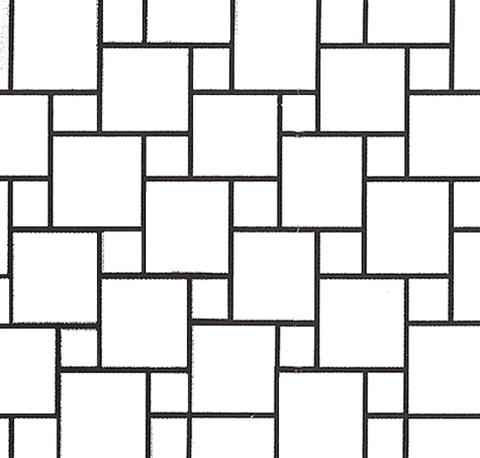 flagstone layout patterns